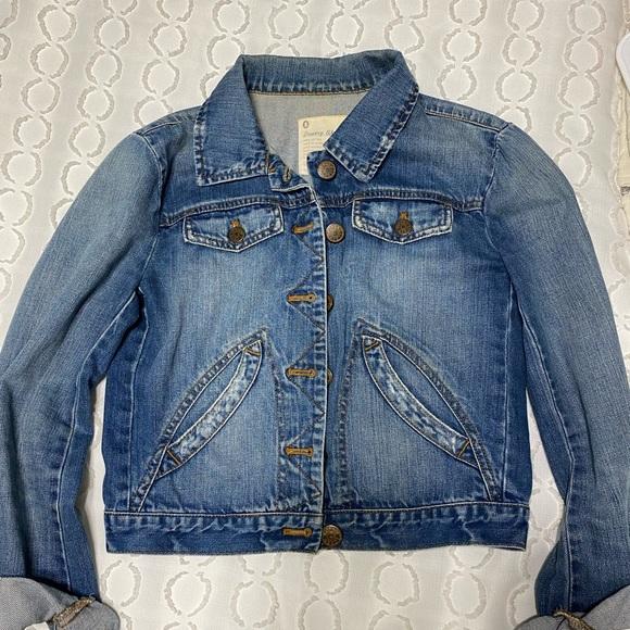 J. Crew denim/jean jacket